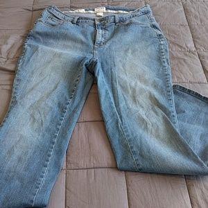 St. John's Bay boot cut jeans